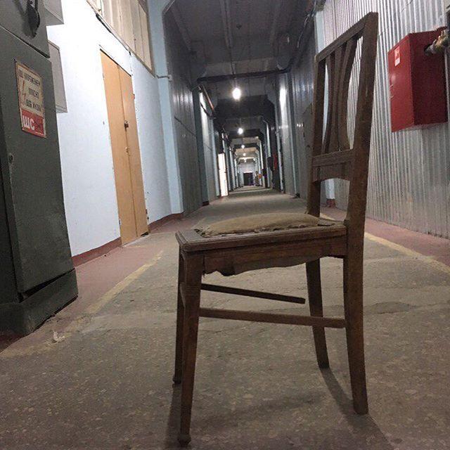 Реставрация простого дубового стула первой четверти XX в. #атиквариат #реставрациямебели #russianantiques